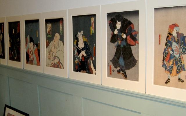 Kunisada at Toshidama Gallery