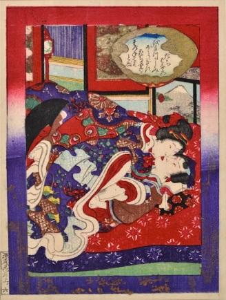 Shunga at Toshidama Gallery
